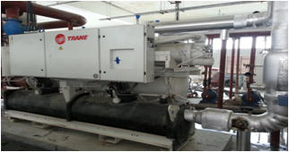Air Cooled Chiller-Trane